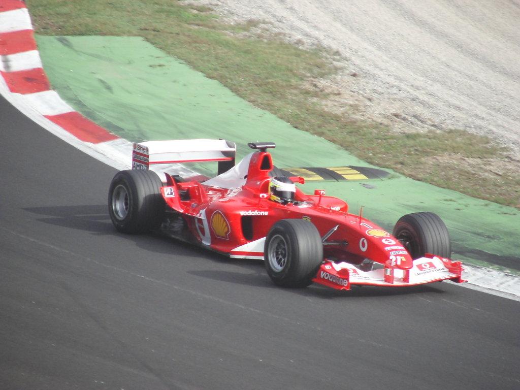 Ferrari F1 Clienti - Monza