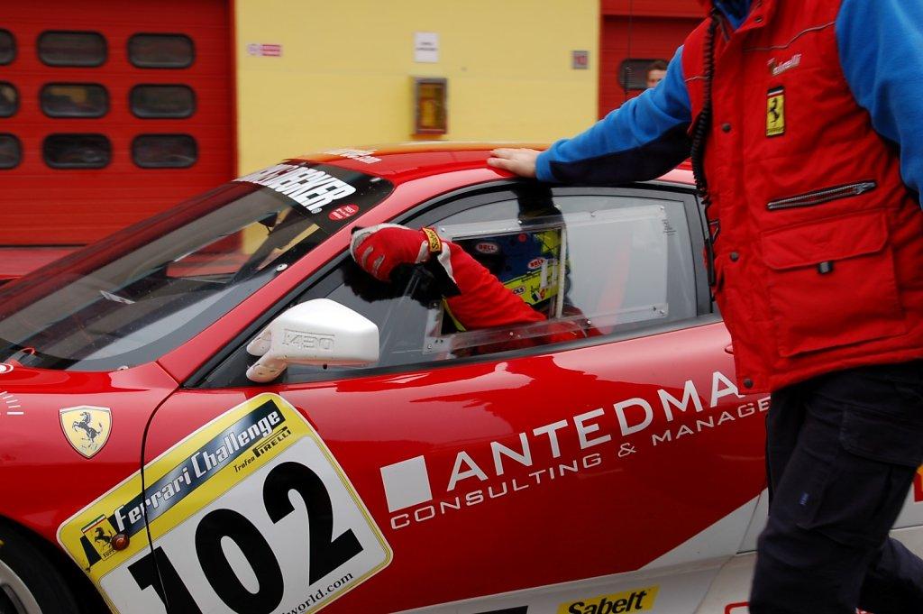 Ferrari Challenge - Mugello