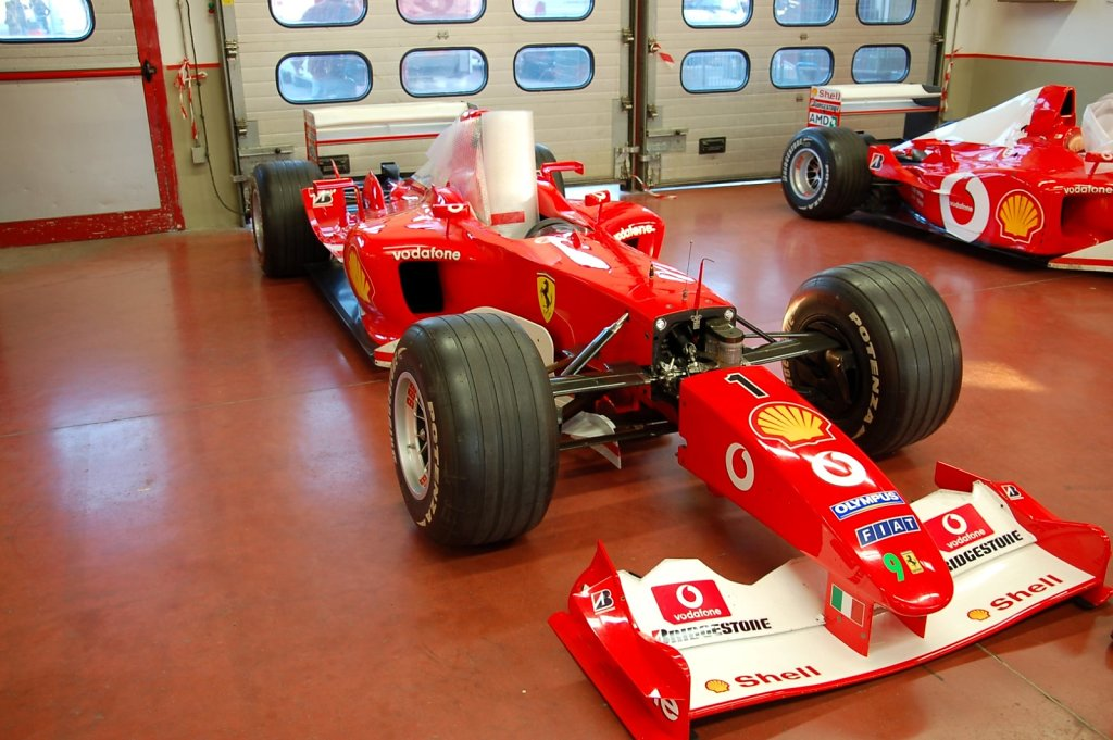 Ferrari Stands - Mugello